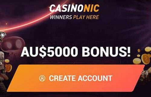 Australian online casino Casinonic