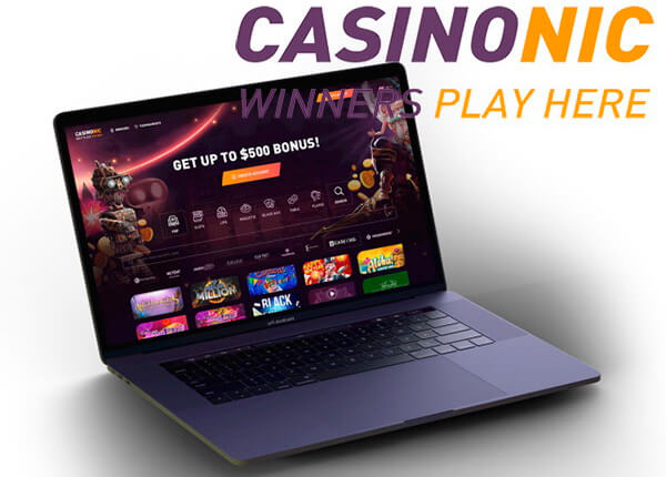 Online casino Canada Casinonic